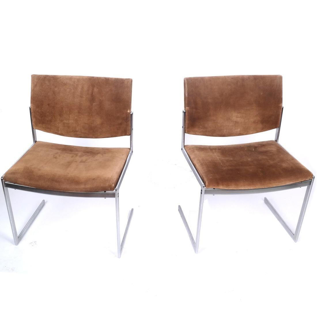 Six K-11 International Knoll-Manner Chairs - 2