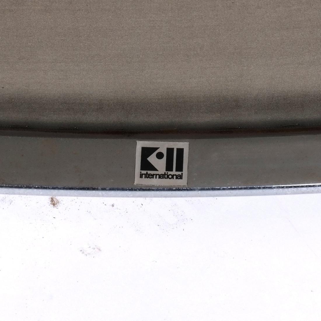 Six K-11 International Knoll-Manner Chairs - 8