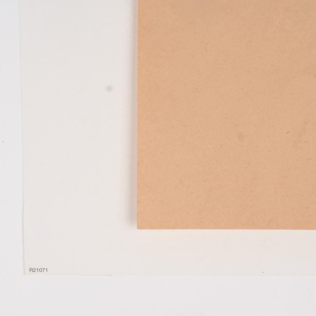 "Ted Anagnostaras Monoprint ""Angel"" - 6"
