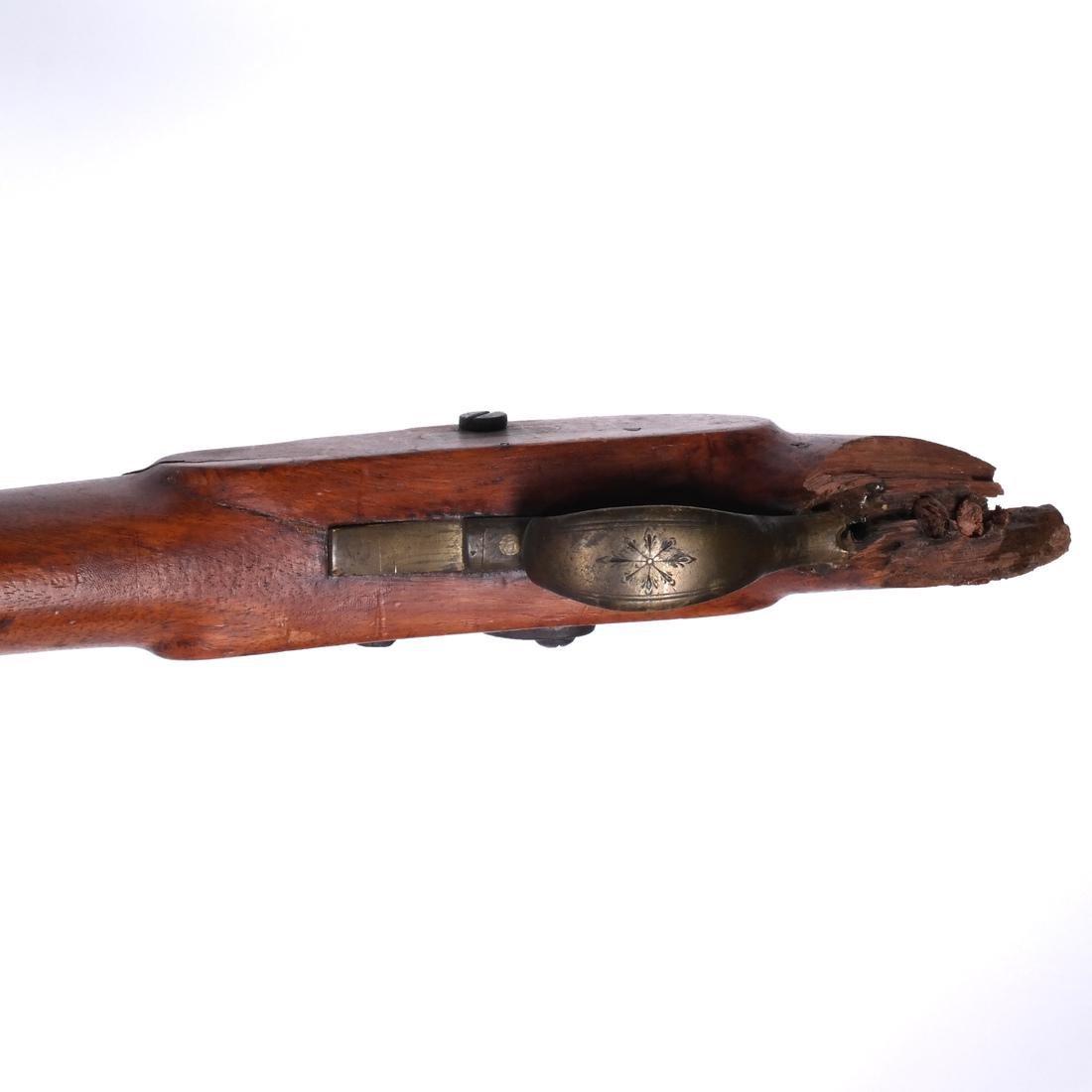 2 Antique Percussion Cap Muskets: Pomeroy, Warren - 9