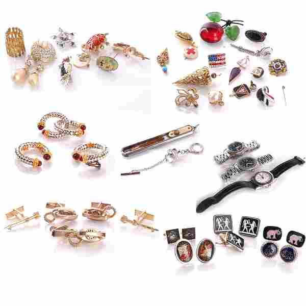 Collection Costume Jewelry