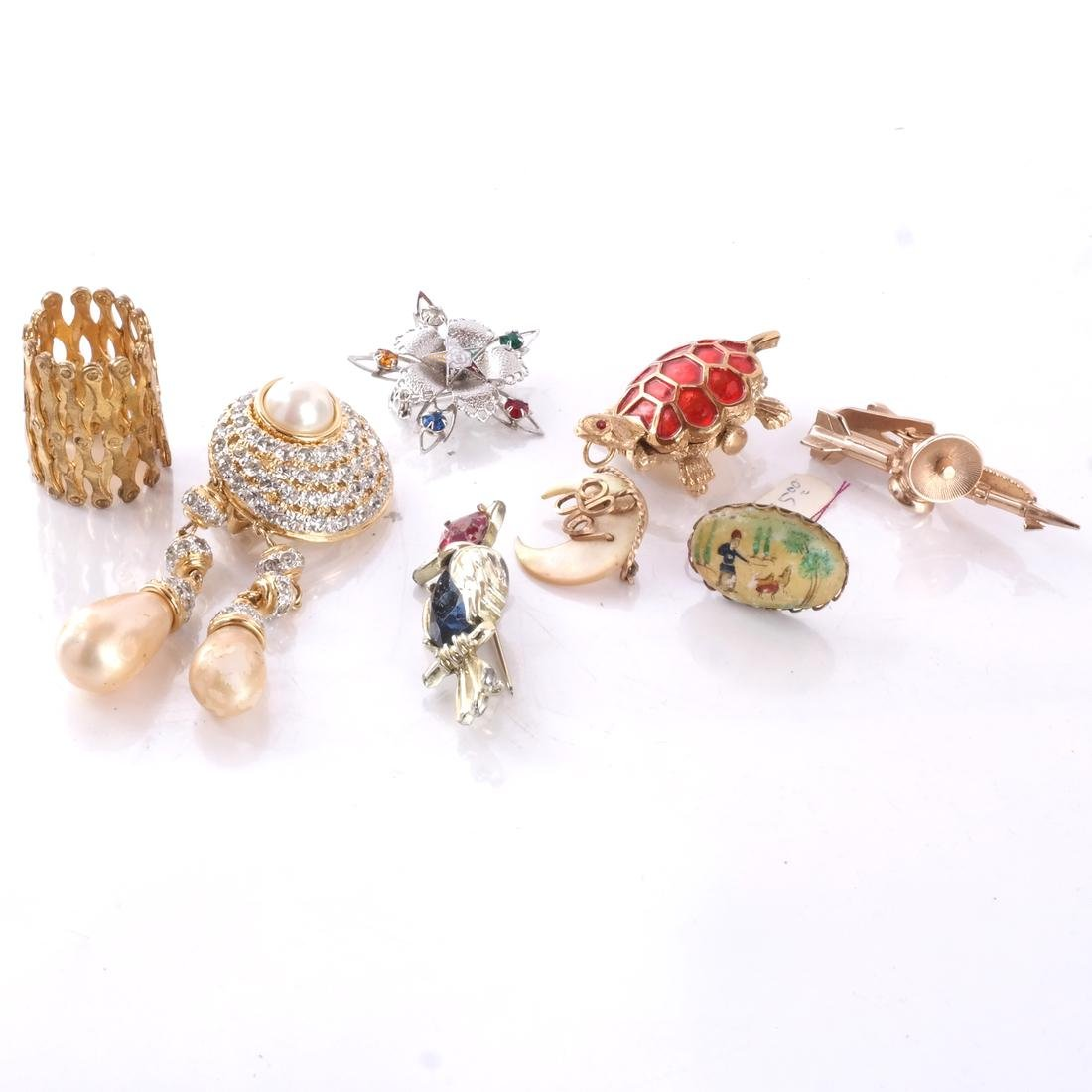 Collection Costume Jewelry - 2