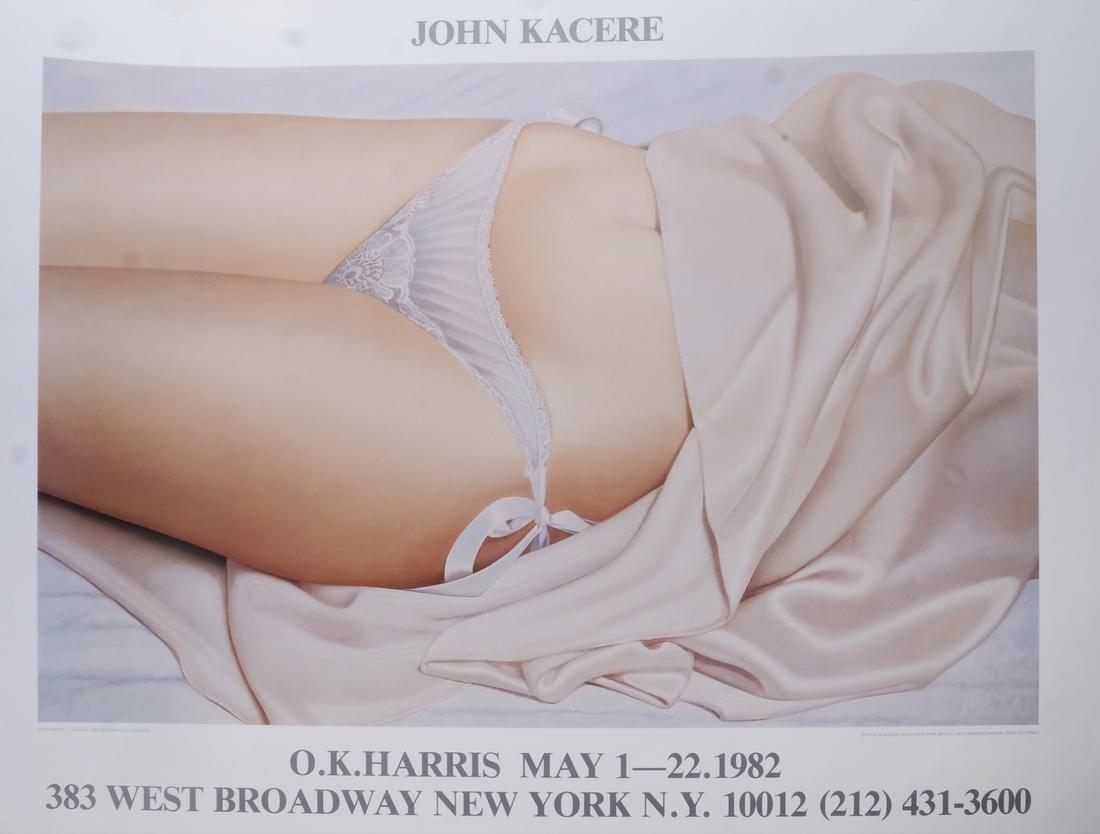 John Kacere: Three Posters