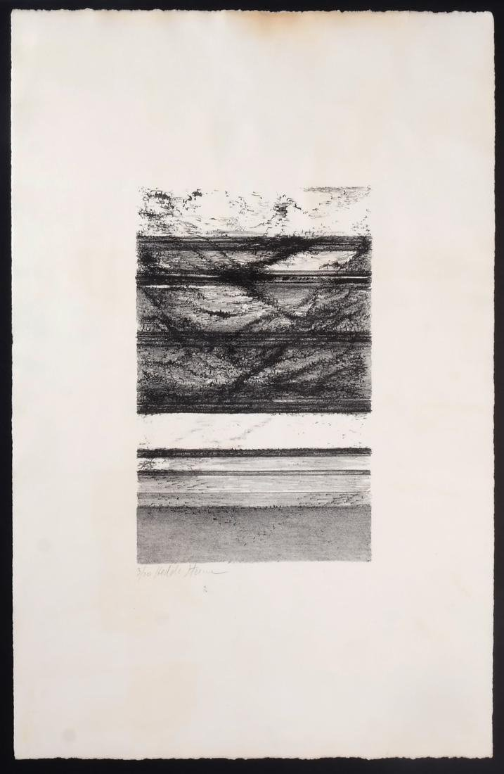 Hedda Sterne: Abstract