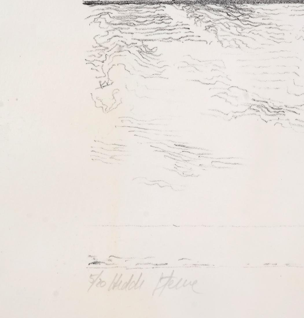 Hedda Sterne: Abstract, Ink on Paper - 3