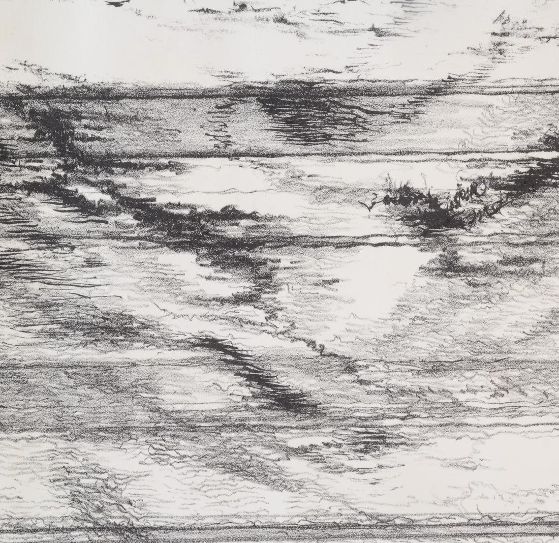 Hedda Sterne: Abstract, Ink on Paper - 4