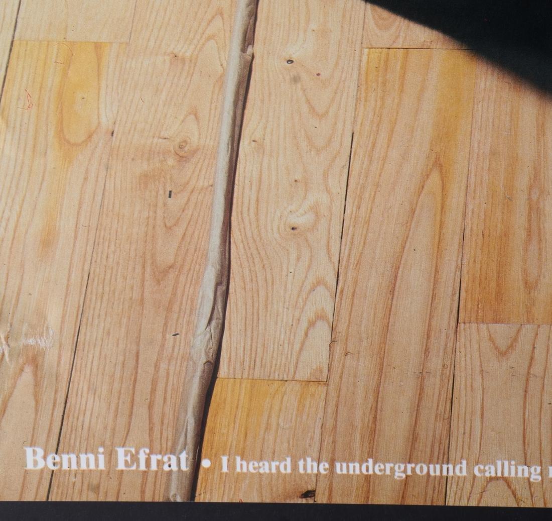 Benni Efrat Exhibition Posters - 5