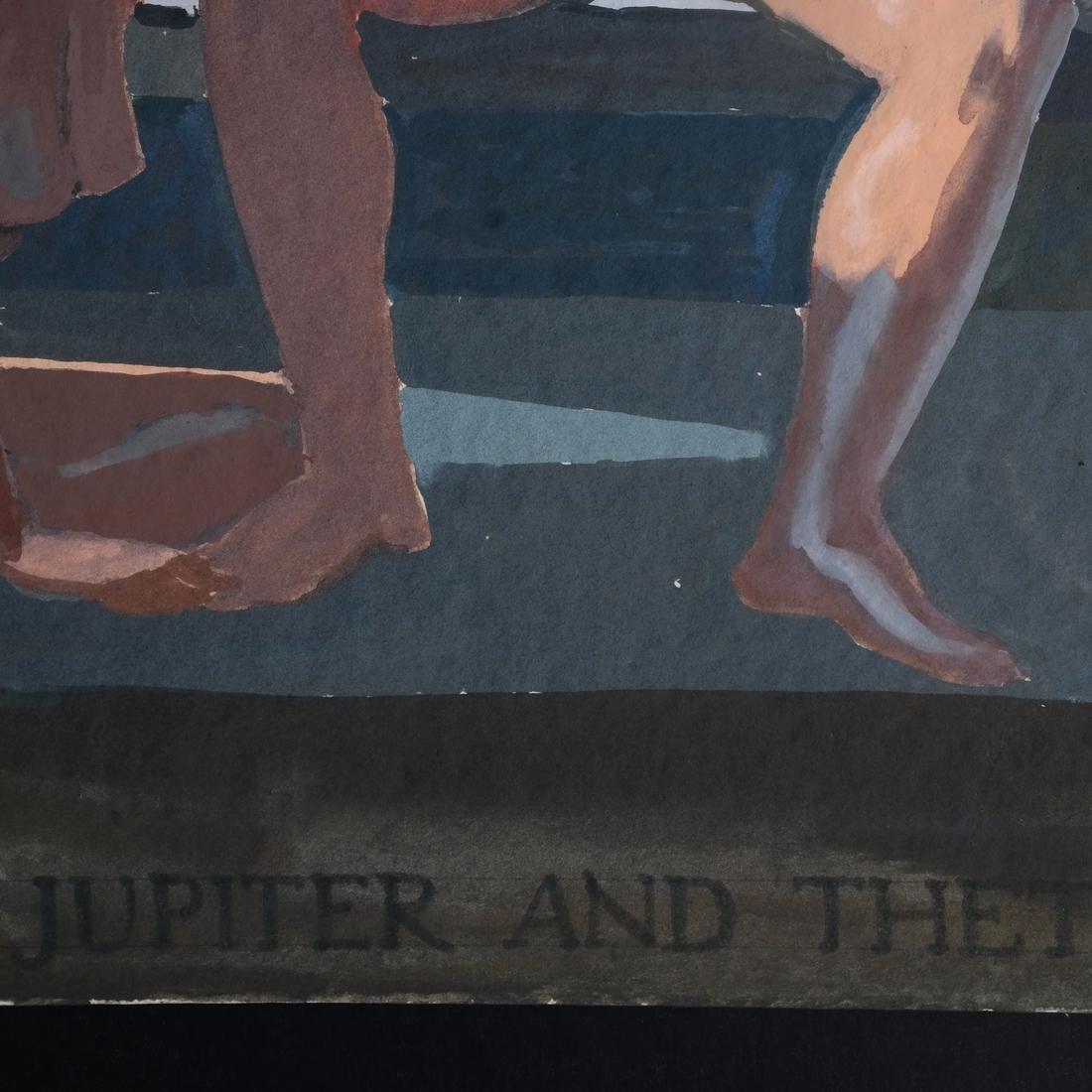 John Button: Jupiter and Thetis - 2
