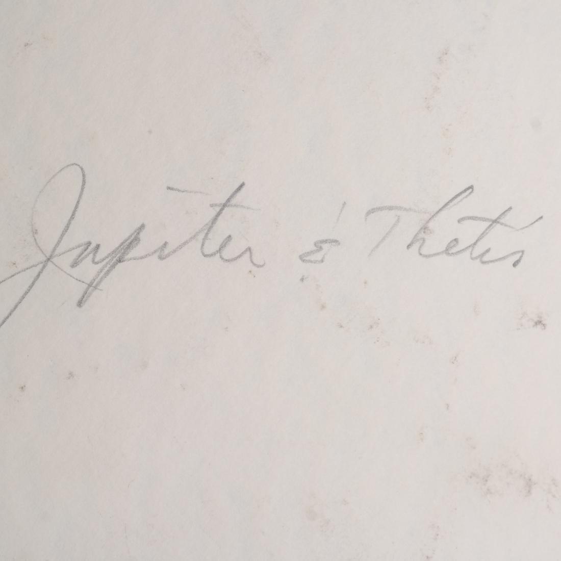 John Button: Jupiter and Thetis - 7