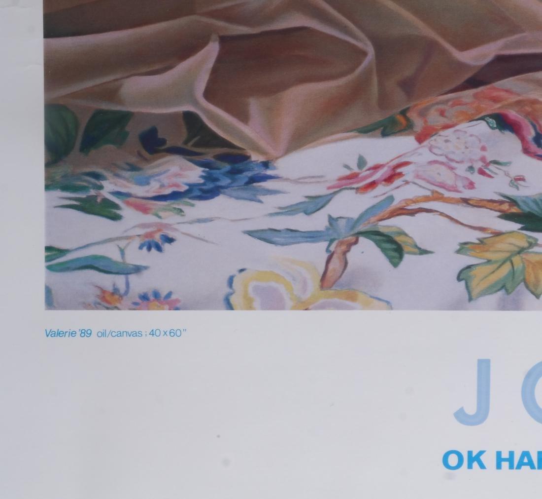 "John Kacere: Lithograph - ""Valerie"" - 2"