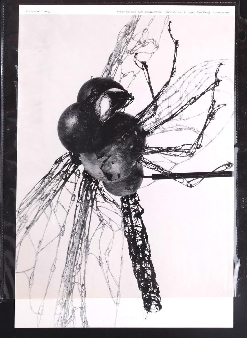 Exhibition Posters, Artwork, Photocopies, etc. - 5