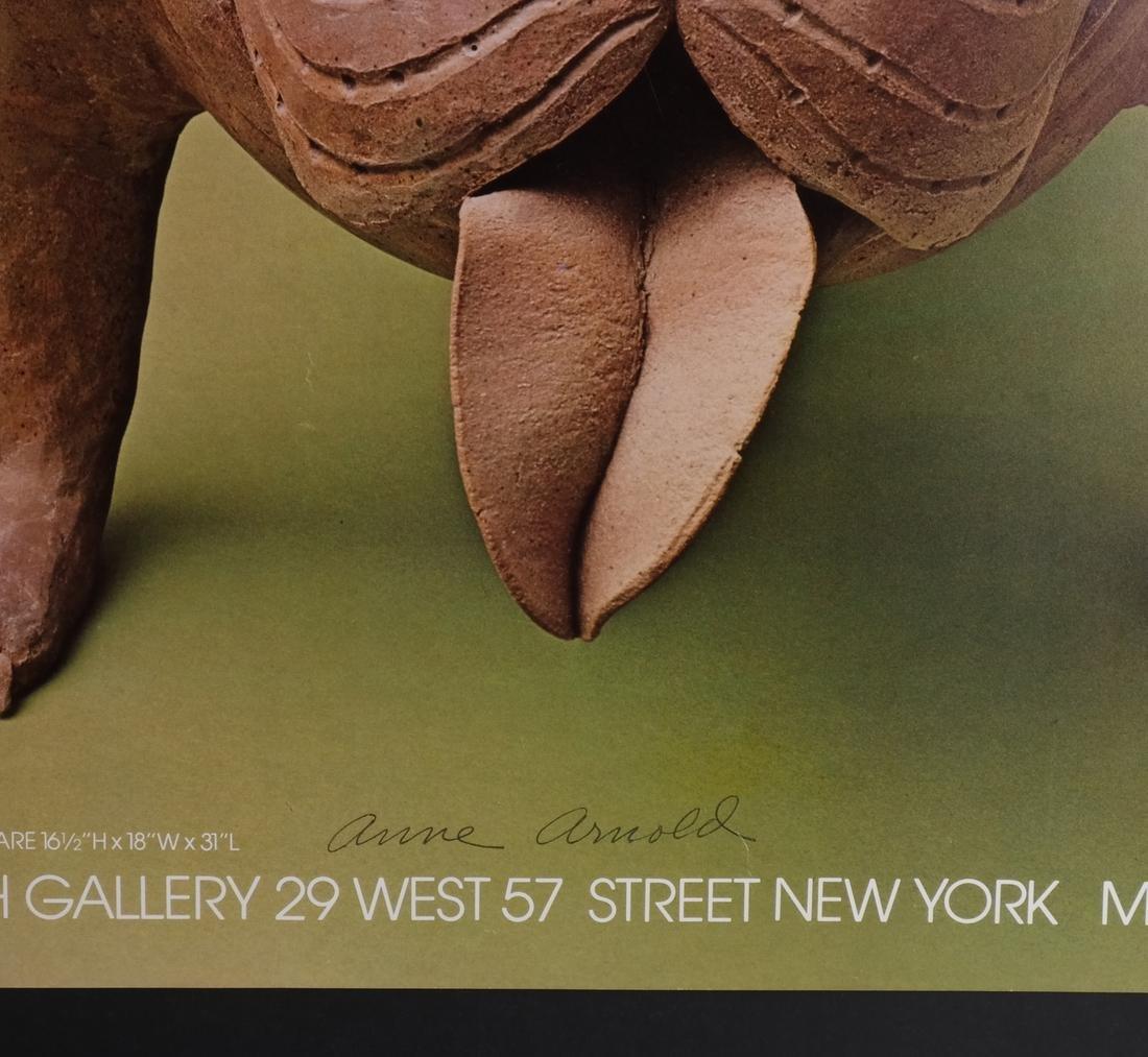 Exhibition Posters, Artwork, Photocopies, etc. - 7