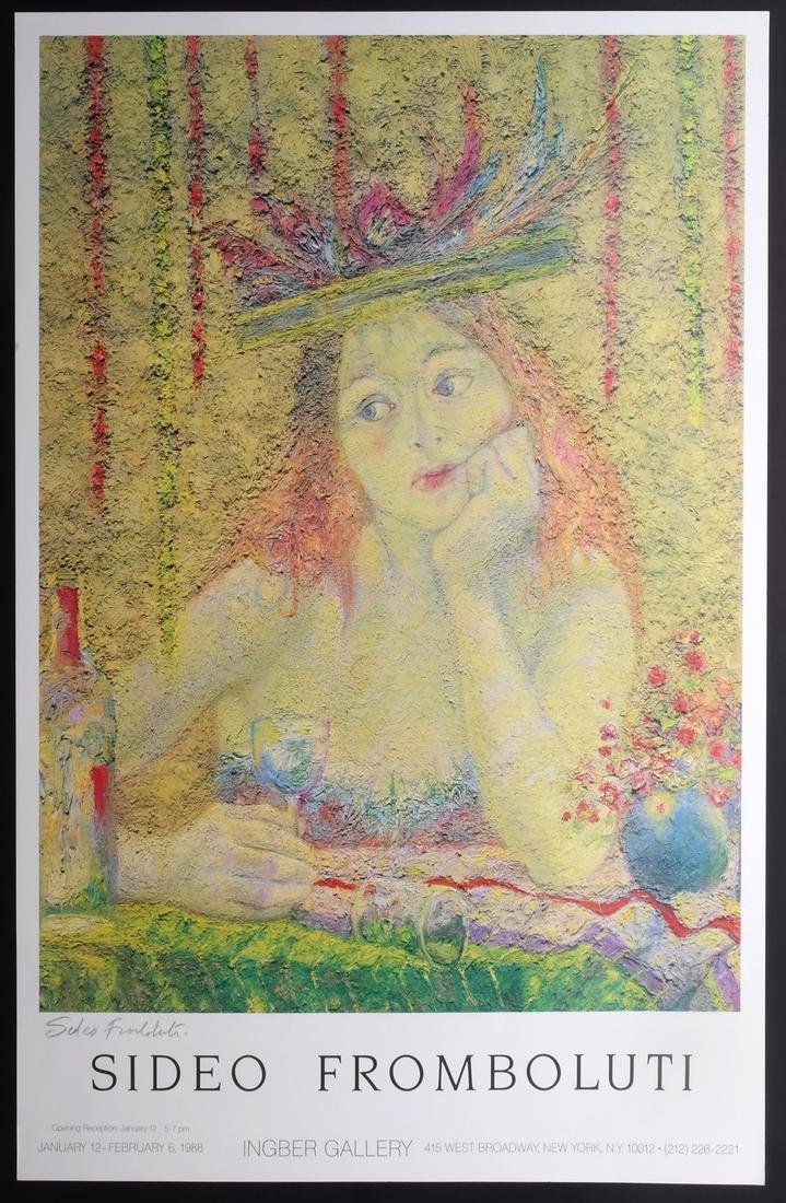 Exhibition Posters, Artwork, Photocopies, etc. - 8