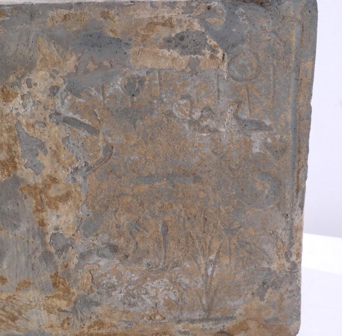 Chinese Han Dynasty Tile - 3