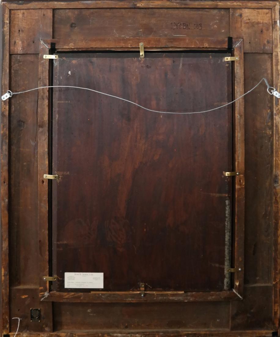Gustave Leonard De Jonghe: A La Toilette - 7