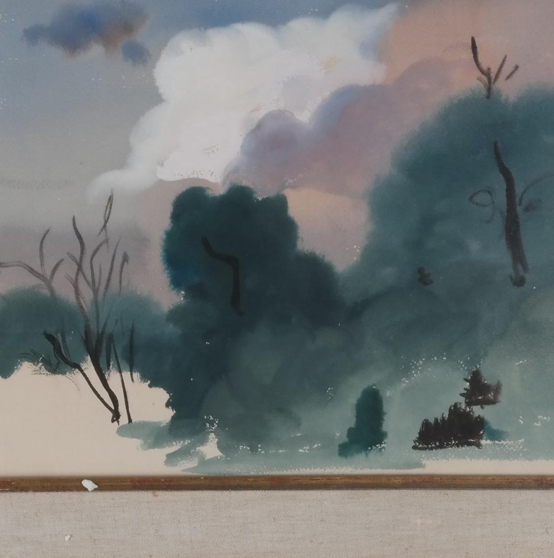 After Andre Derain: Woodland Landscape - 2