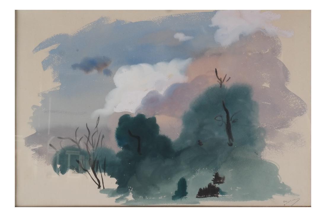 After Andre Derain: Woodland Landscape - 4