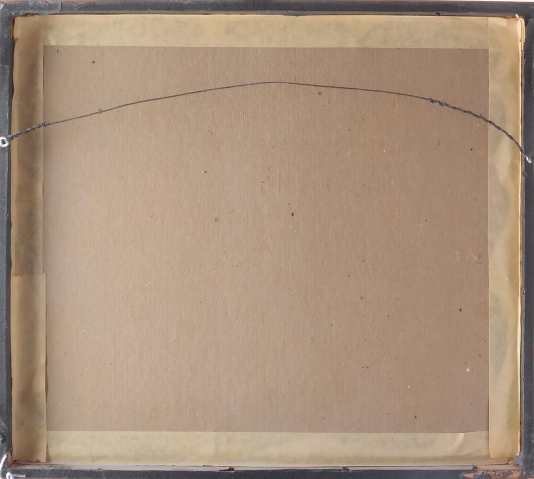Jansen: Figure and Donkey, Litho - 6
