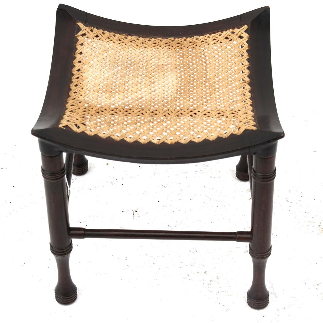 Rope Seat Thebes Stool  / Bench by Liberty