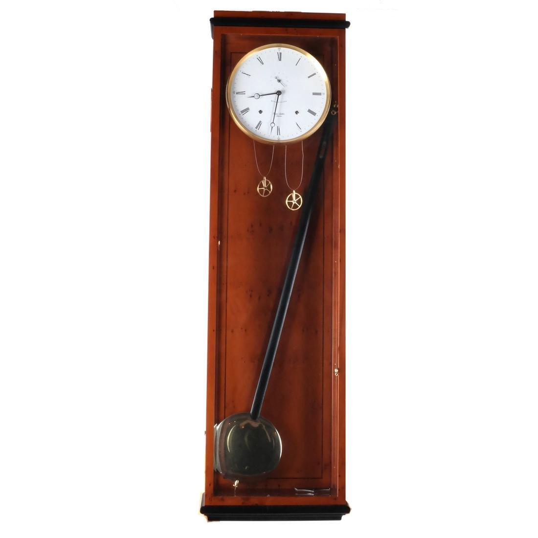 Monatslaufer Regulator Wall Clock