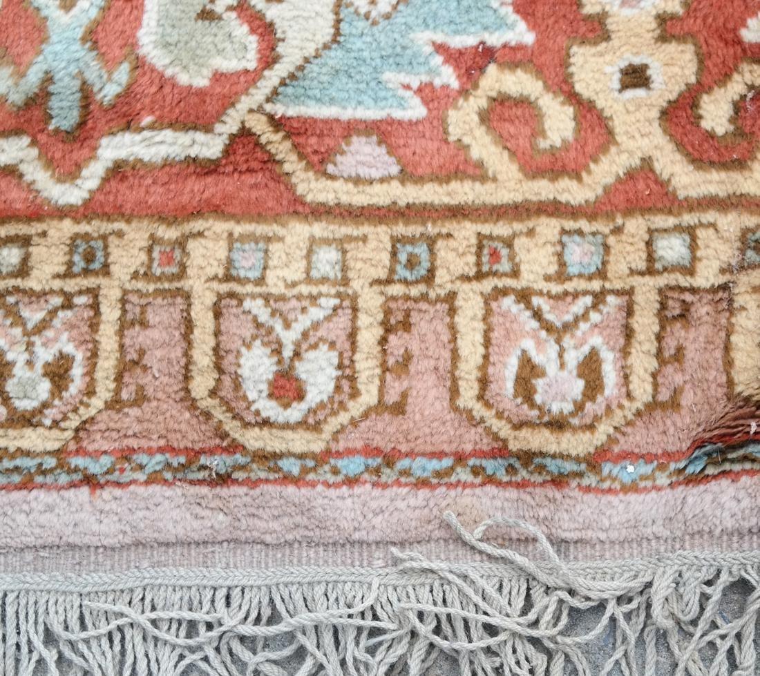 Oushak-Style Contemporary Carpet/Rug - 2