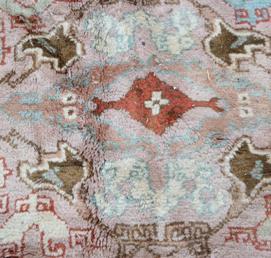 Oushak-Style Contemporary Carpet/Rug - 3
