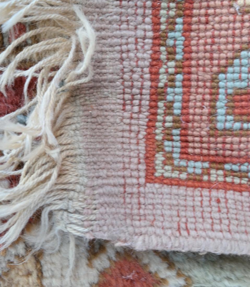 Oushak-Style Contemporary Carpet/Rug - 6