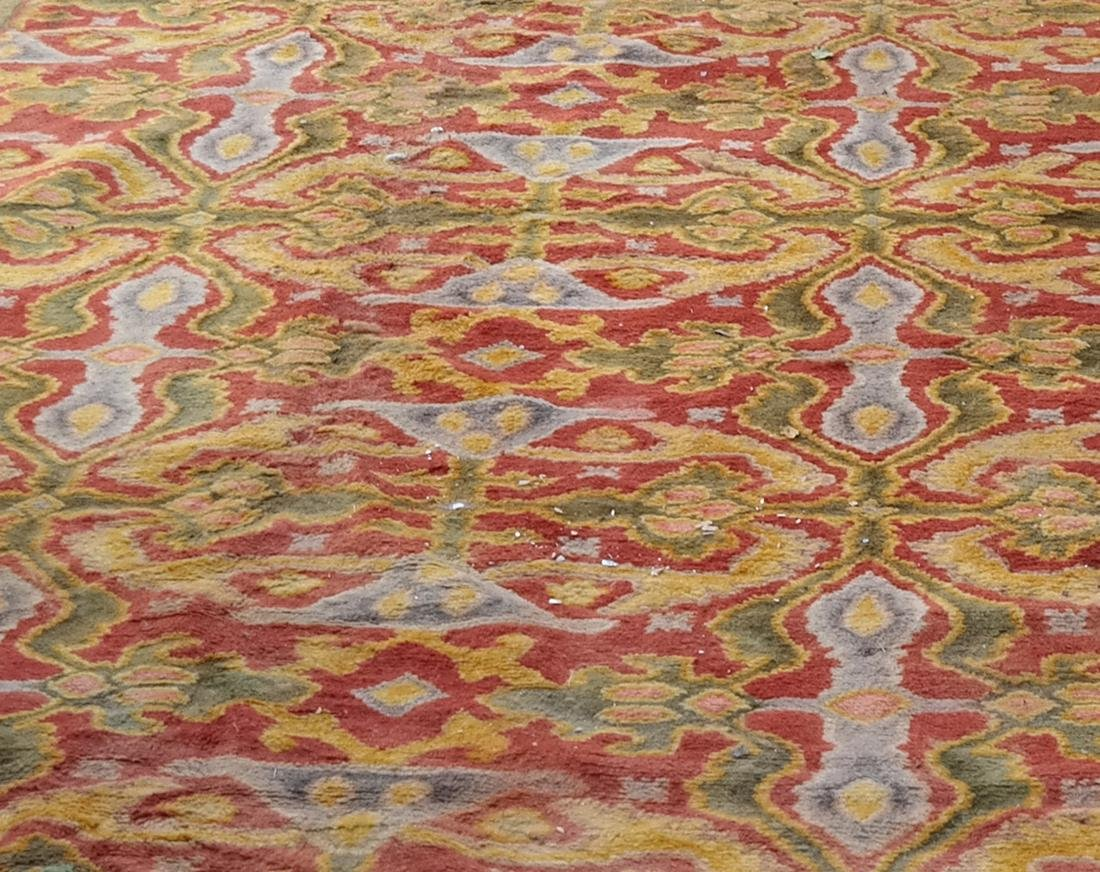 Spanish Savonnerie  Rug - Carpet - 2