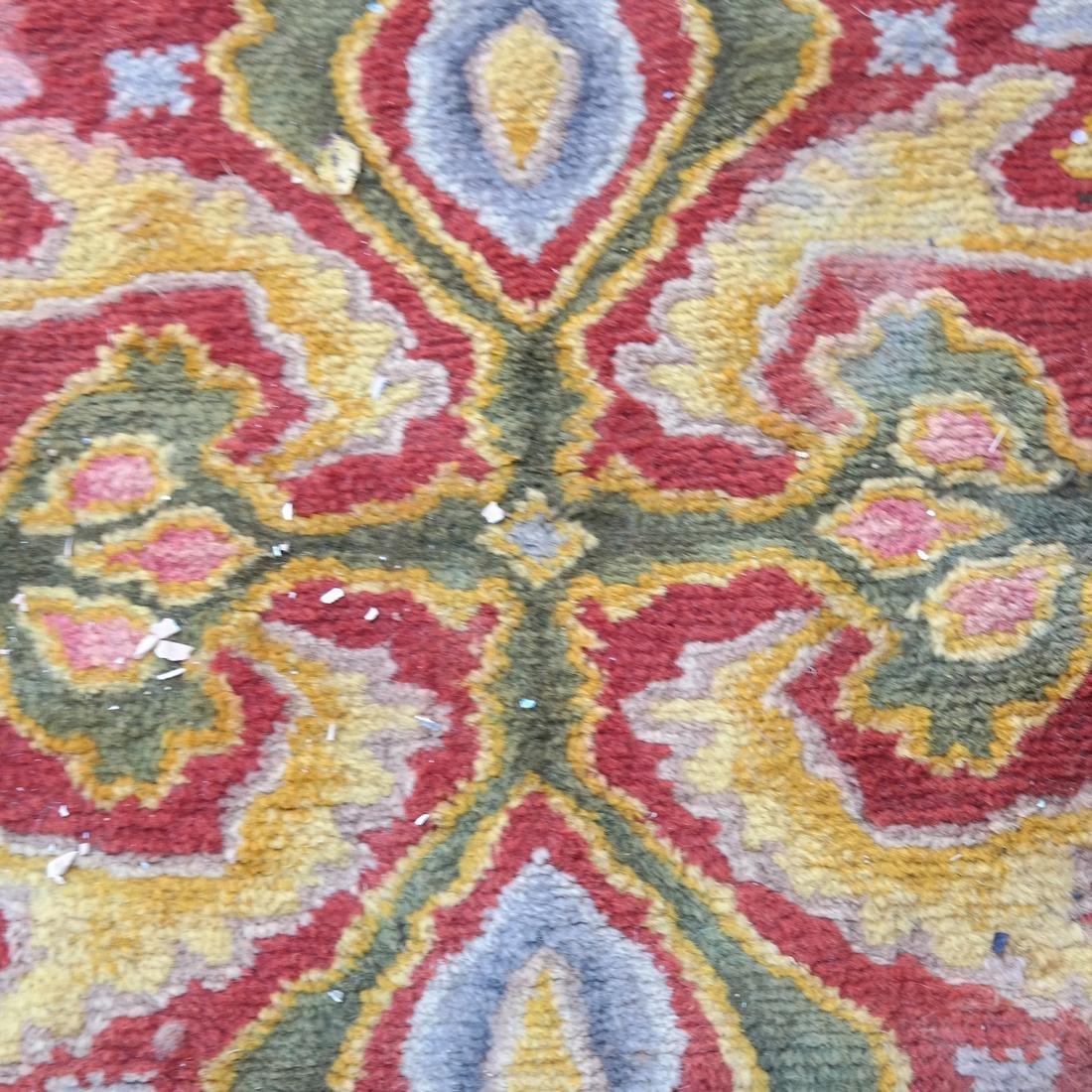 Spanish Savonnerie  Rug - Carpet - 3