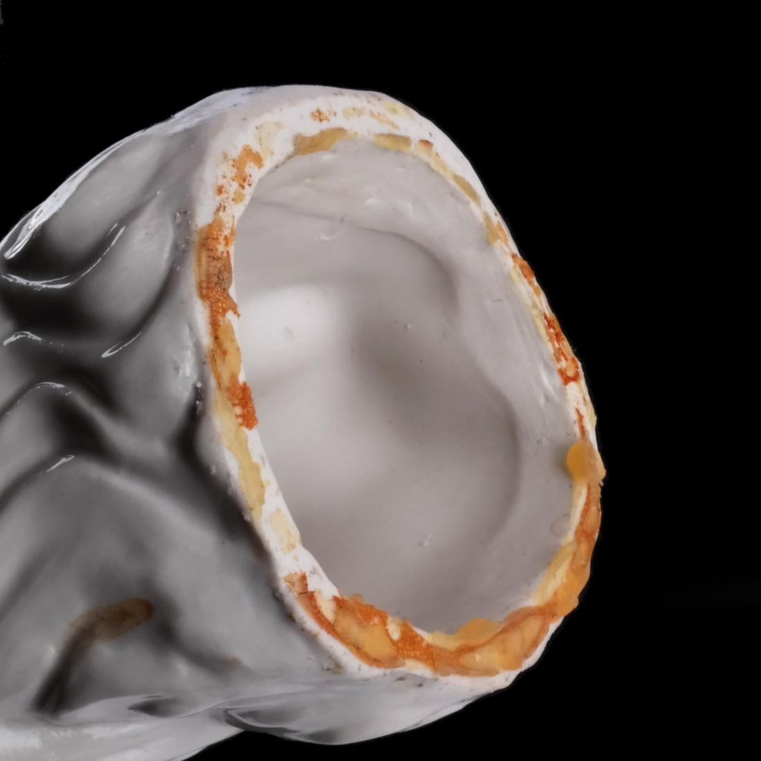 Chinese Dehua Porcelain Maiden - 7