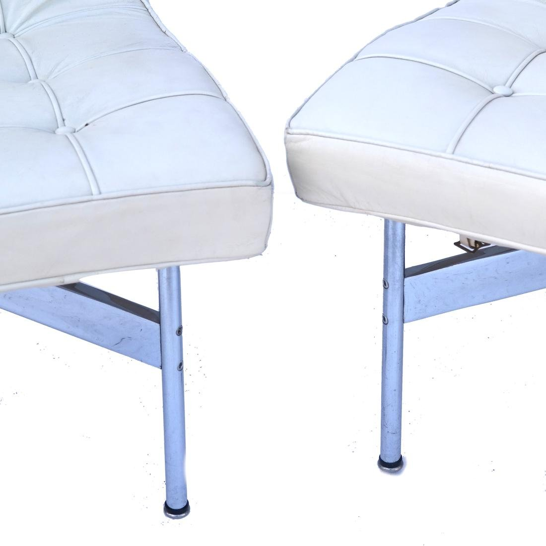 Pair of Mies van der Rohe Chairs - 2