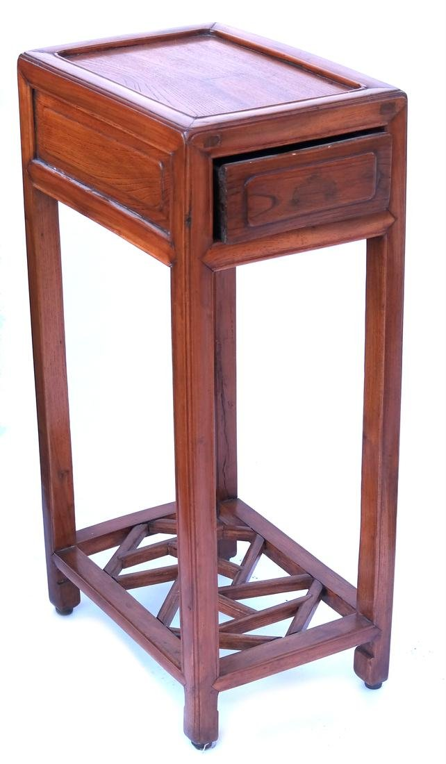 Chinese-Style Drawer Stand
