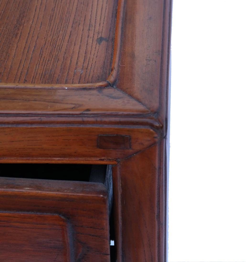 Chinese-Style Drawer Stand - 4