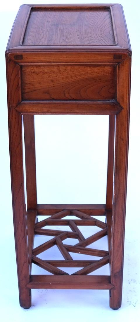 Chinese-Style Drawer Stand - 6