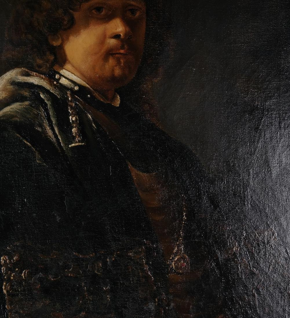 Rembrandt Copy by Russian Artist - 5