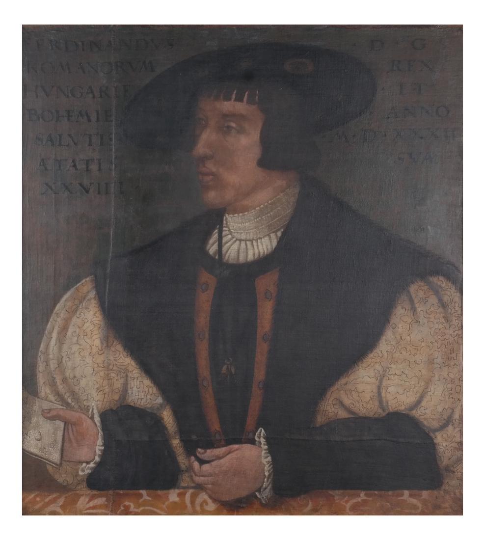 Karl Kaiser: Painting Manner of Cranach