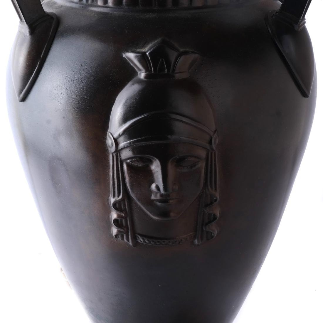 Etruscan-Style Bronze-Clad Table Lamps - 5