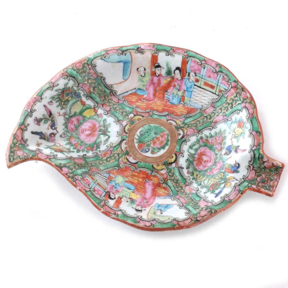 Chinese Export Porcelain Dish - 2