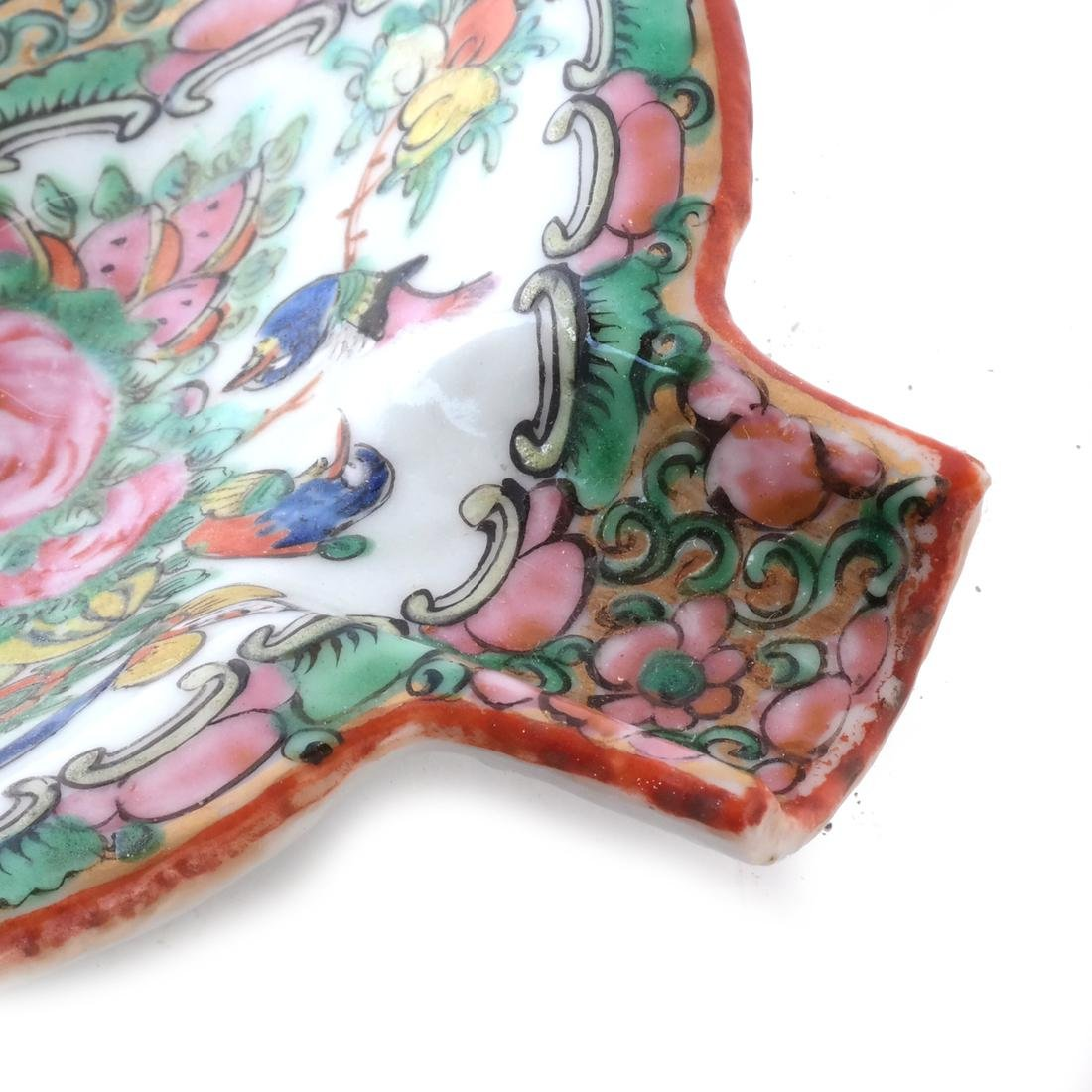 Chinese Export Porcelain Dish - 3