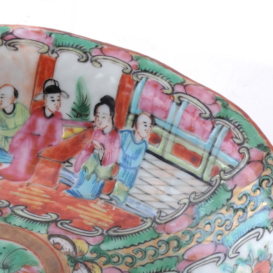 Chinese Export Porcelain Dish - 4