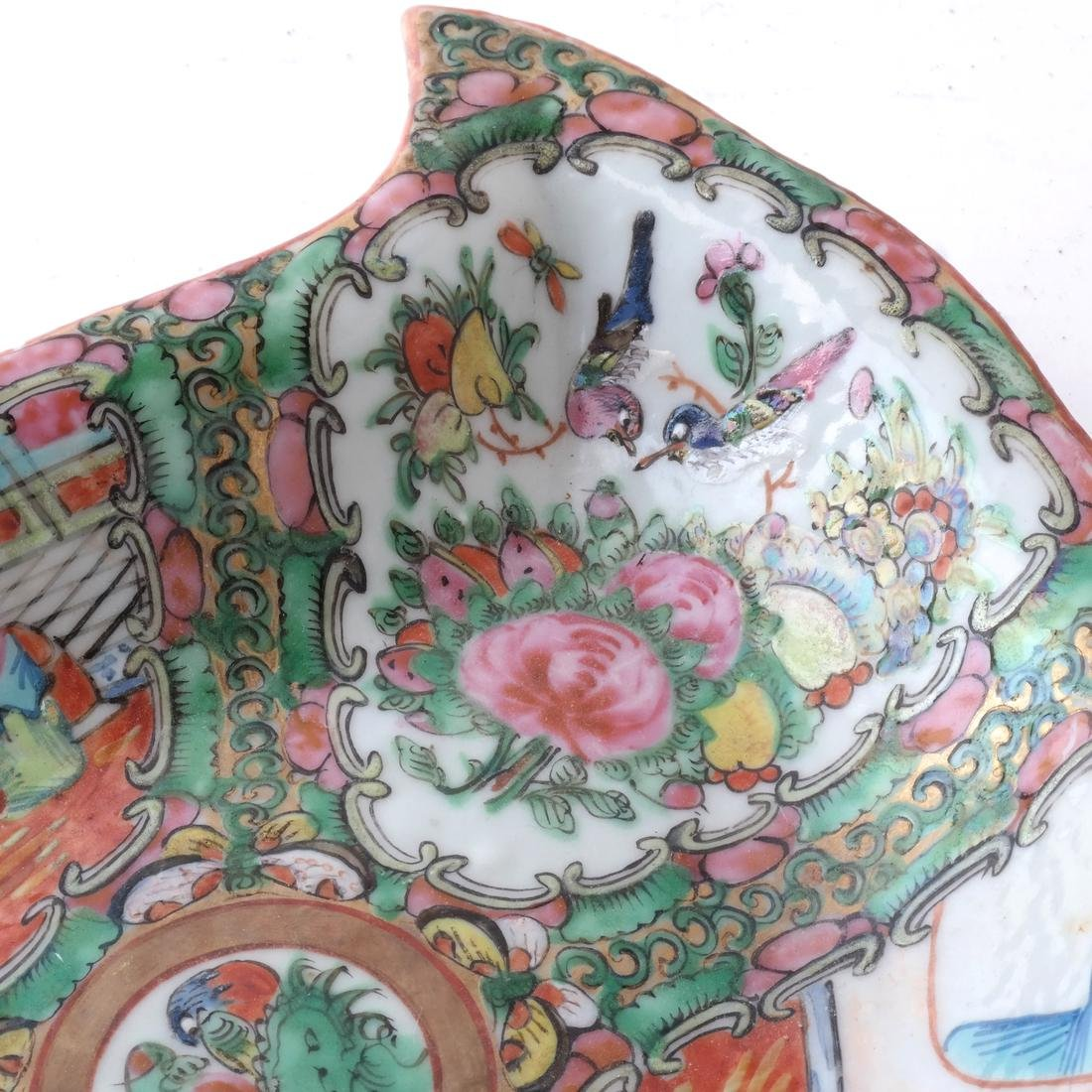 Chinese Export Porcelain Dish - 5