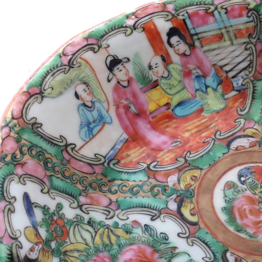 Chinese Export Porcelain Dish - 6