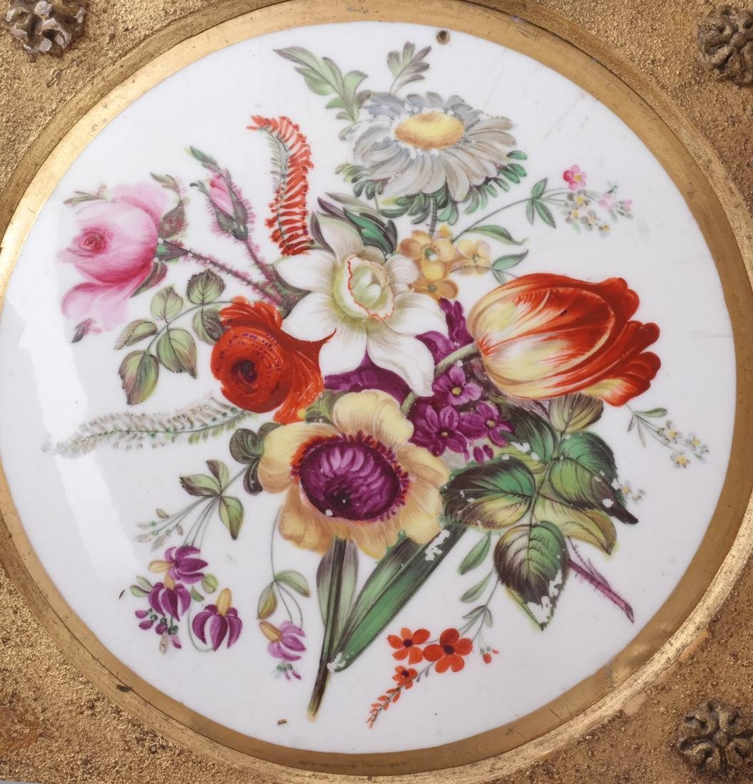 English Early 19th C. Porcelain Plaque - 2