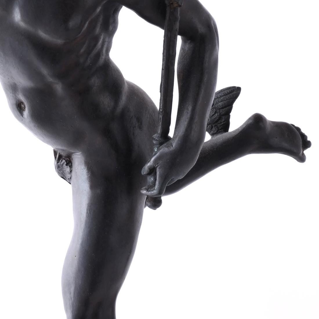 Bronze Figure of Mercury - 3