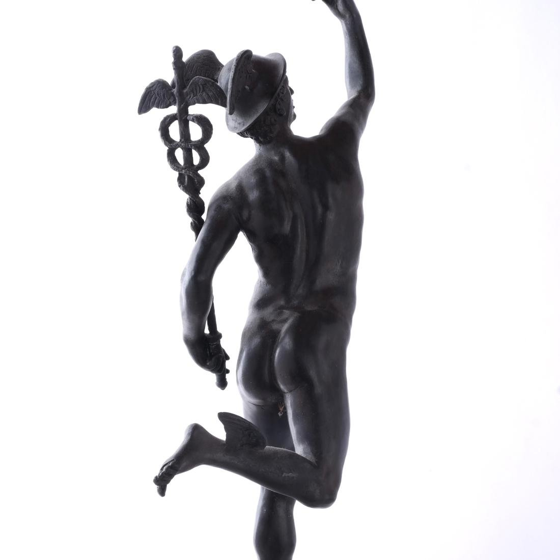 Bronze Figure of Mercury - 6