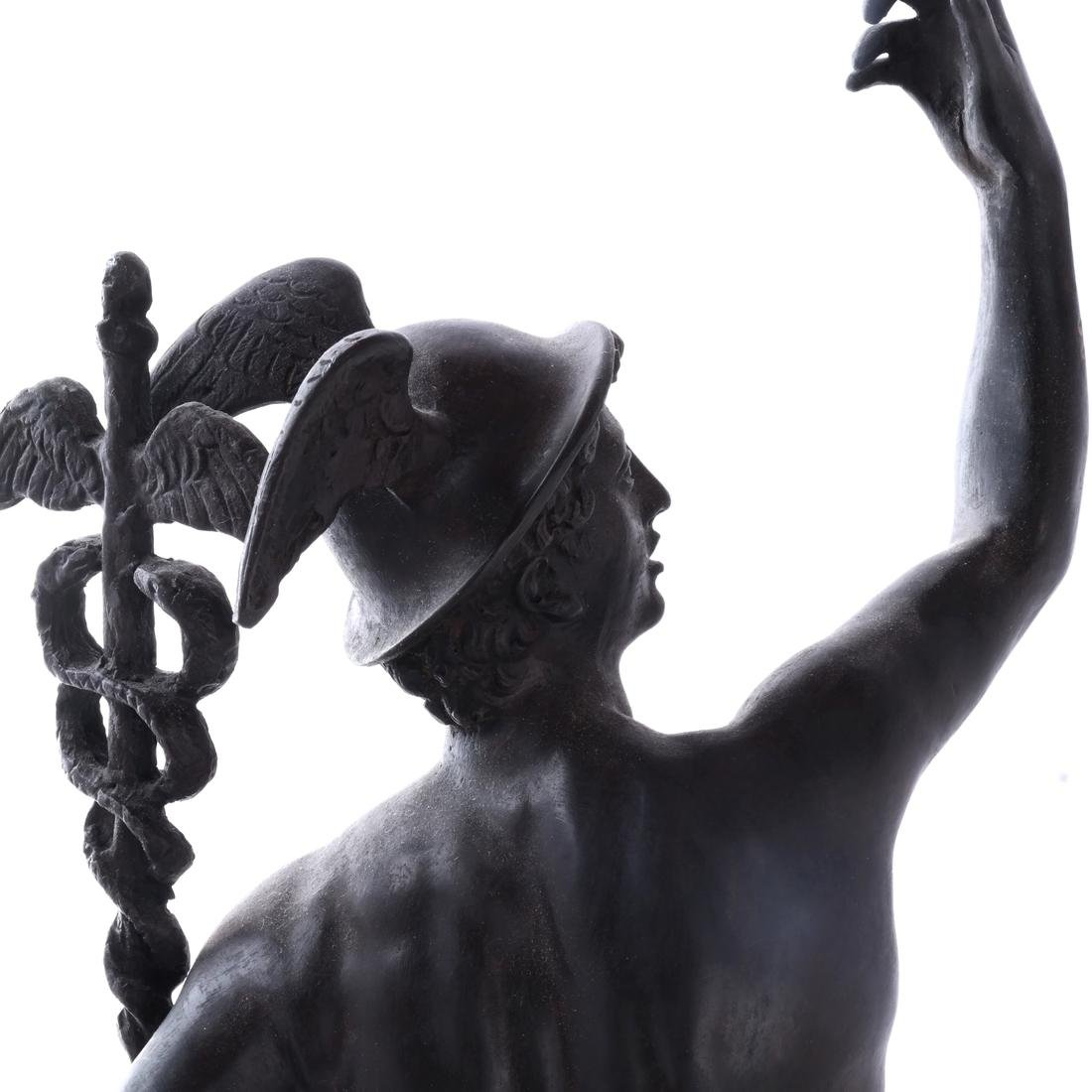 Bronze Figure of Mercury - 7