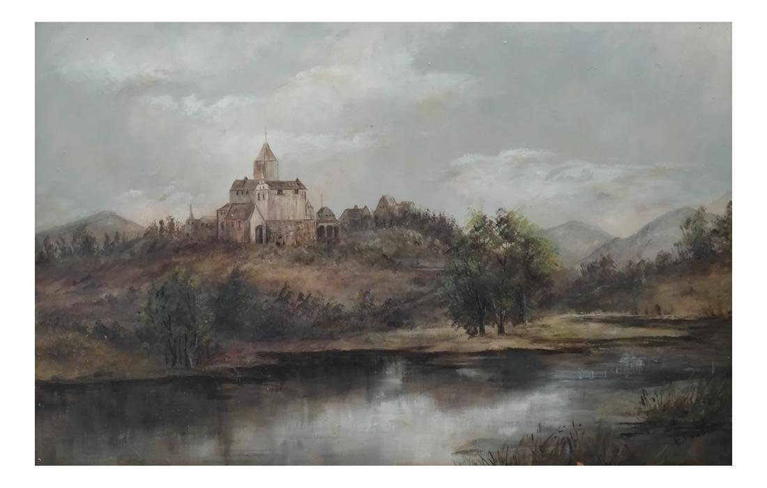 Landscape/Riverscape Painting