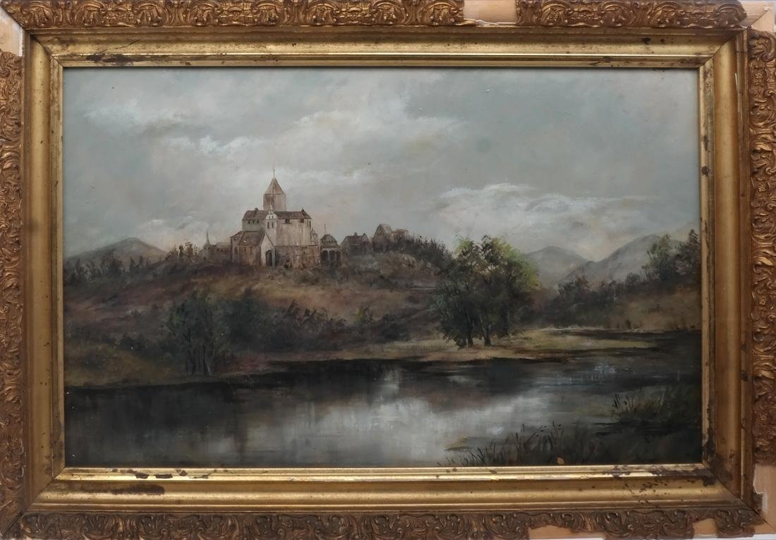 Landscape/Riverscape Painting - 2