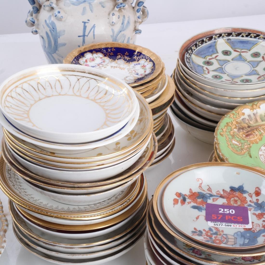 Assorted Porcelain Dessert/Dinnerware - 3