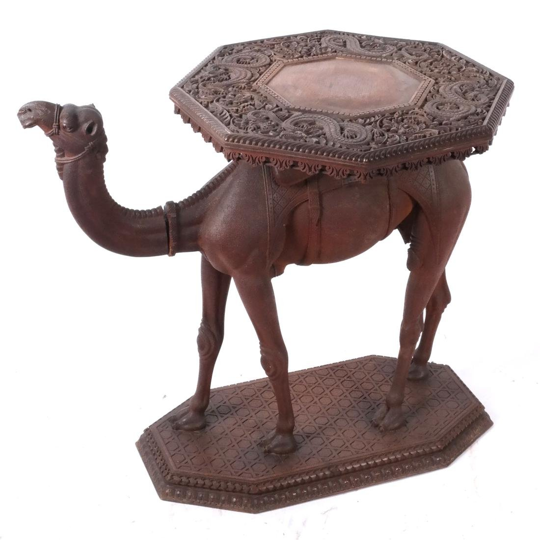 Syrian-Moroccan Camel-Form Table